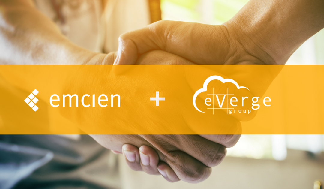 Emcien and eVerge Group Team Up to Help Brands Realize the Value of Prescriptive Analytics